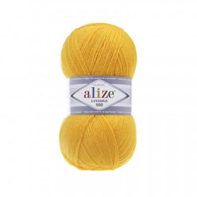 LANA GOLD 800 (Лана голд 800 Ализе) №216