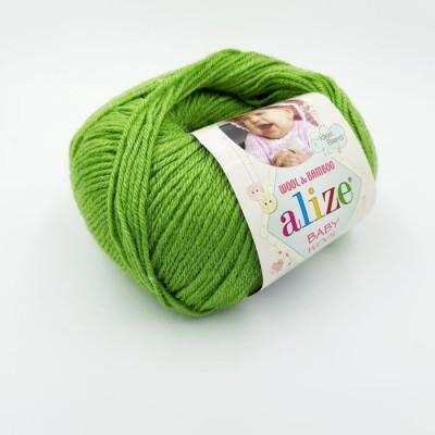 BABY WOOL  ALIZE (беби вул Ализе)  №255