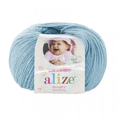 BABY WOOL  ALIZE (беби вул Ализе)  №128