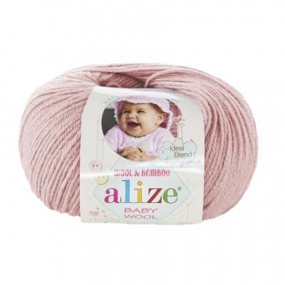 BABY WOOL  ALIZE (беби вул Ализе)  №161