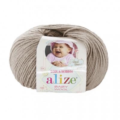 BABY WOOL  ALIZE (беби вул Ализе)  №167