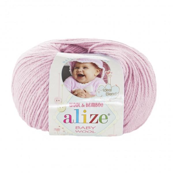 BABY WOOL  ALIZE (беби вул Ализе)  №184