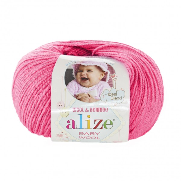 BABY WOOL  ALIZE (беби вул Ализе) 33