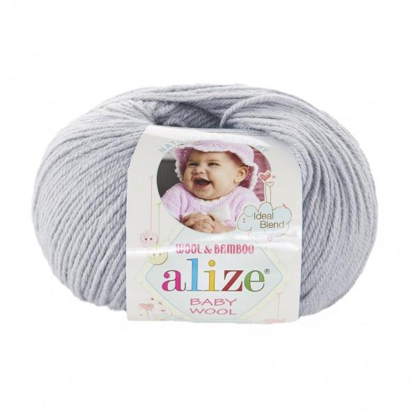BABY WOOL  ALIZE (беби вул Ализе)  №52