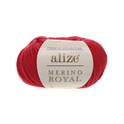 MERINO ROYAL ALIZE (Мерино роял ) №56