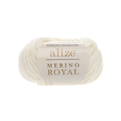 MERINO ROYAL ALIZE (Мерино роял ) №62