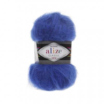 MOHAIR CLASSIC ALIZE (100гр 200м, 25% мохер, 24% шерсть, 51% акрил)