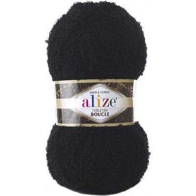 NATURALE BOUCLE ALIZE (Натураль Букле) 60
