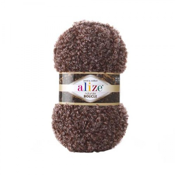 NATURALE BOUCLE ALIZE (Натураль Букле) 6022