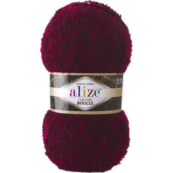 NATURALE BOUCLE ALIZE (Натураль Букле) 6031