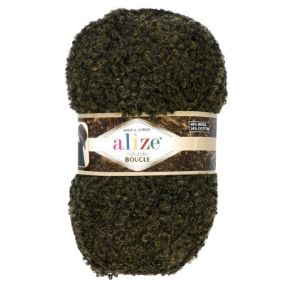 NATURALE BOUCLE ALIZE (Натураль Букле) 6055