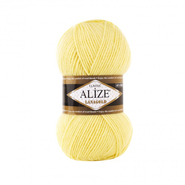 LANA GOLD ALIZE (ЛАНА ГОЛД АЛИЗЕ) №187