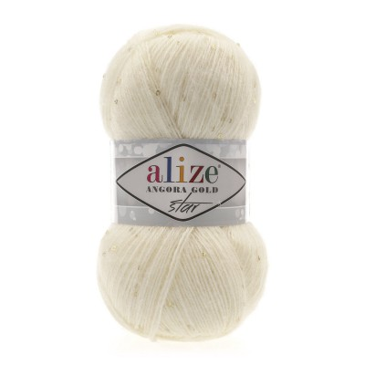 ANGORA GOLD STAR  ALIZE (АНГОРА ГОЛД СТАР АЛИЗЕ) 01