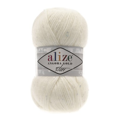 ANGORA GOLD STAR  ALIZE (АНГОРА ГОЛД СТАР АЛИЗЕ) 62