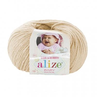 BABY WOOL  ALIZE (беби вул Ализе) 310