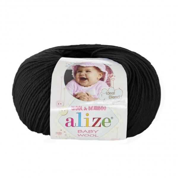 BABY WOOL  ALIZE (беби вул Ализе) 60