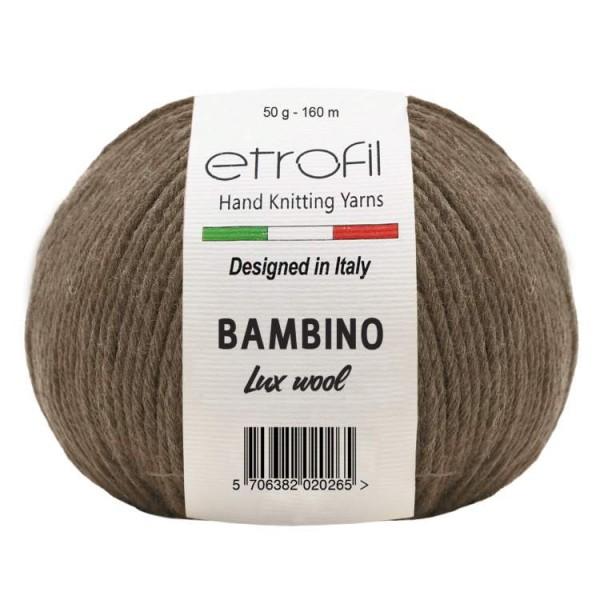 BAMBINO LUX WOOL ETROFIL (бамбино люкс этрофил) № 70700