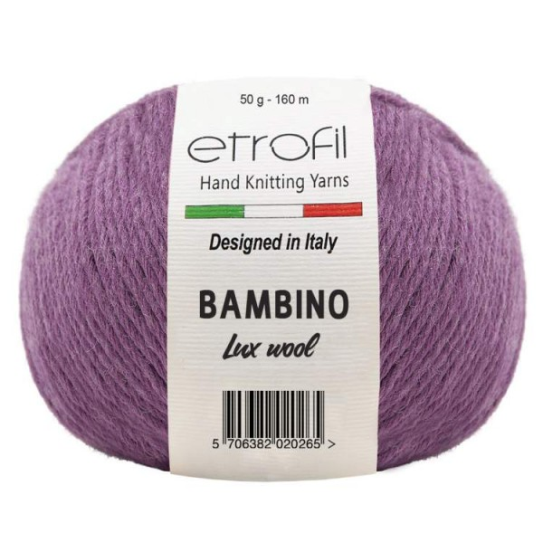 BAMBINO LUX WOOL ETROFIL (бамбино люкс этрофил) № 70606