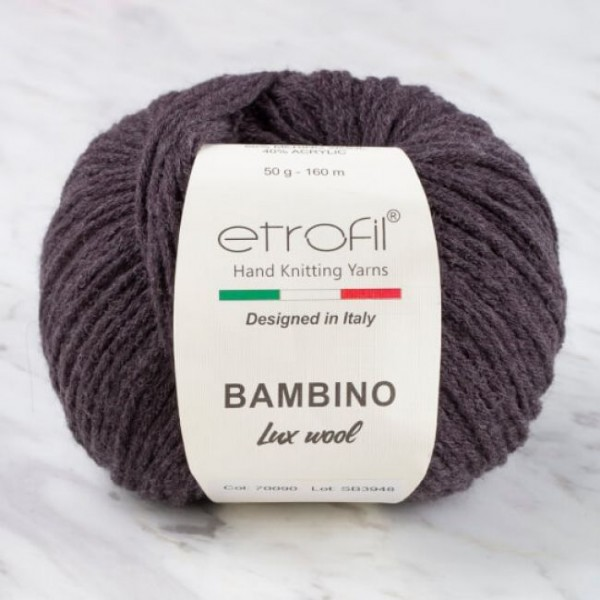 BAMBINO LUX WOOL ETROFIL (бамбино люкс этрофил) 70090