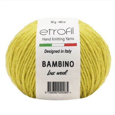 BAMBINO LUX WOOL ETROFIL (бамбино люкс этрофил) № 70211