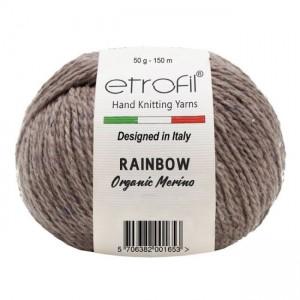 RAINBOW TWEED (75% орг. меринос, 25% полиамид ,50 г 150 м)
