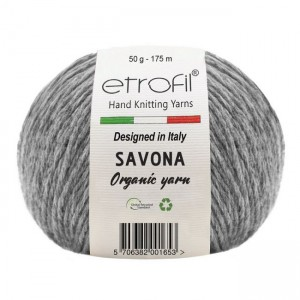 SAVONA ETROFIL (100% переработанная шерсть, 50 г 230 м)