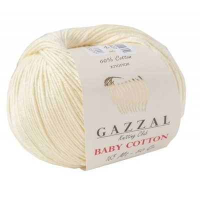 BABY COTTON  GAZZAL (БЭБИ КОТТОН  ГАЗЗАЛ) №3437