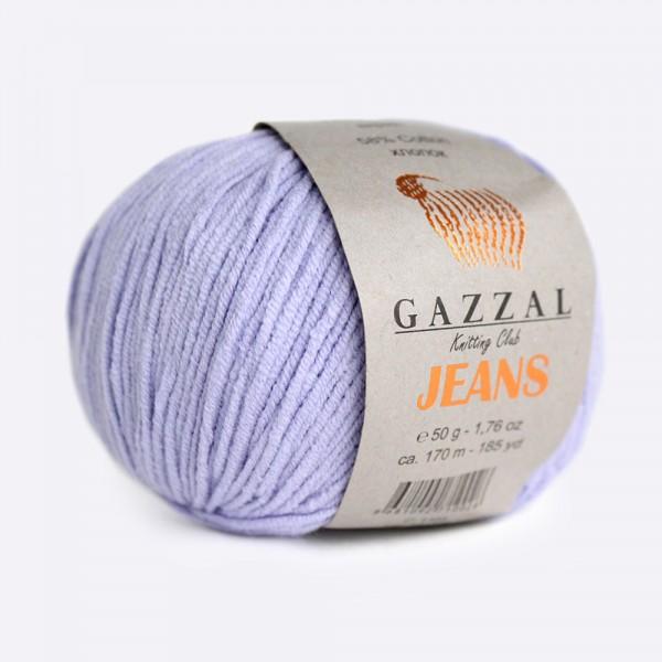 JEANS GAZZAL (58% хлопок, 42% акрил, 50 г 170 м) 1103