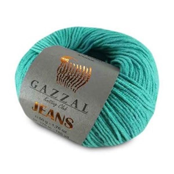 JEANS GAZZAL (58% хлопок, 42% акрил, 50 г 170 м) 1108