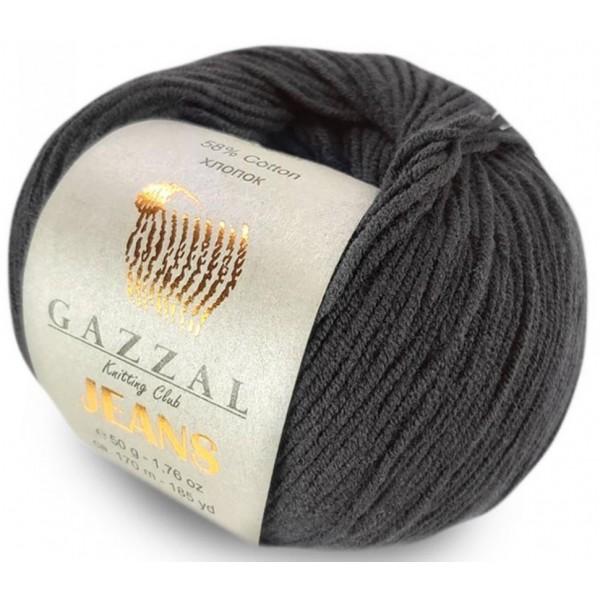 JEANS GAZZAL (58% хлопок, 42% акрил, 50 г 170 м) 1111