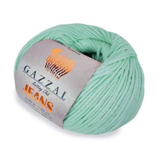 JEANS GAZZAL (58% хлопок, 42% акрил, 50 г 170 м) 1115