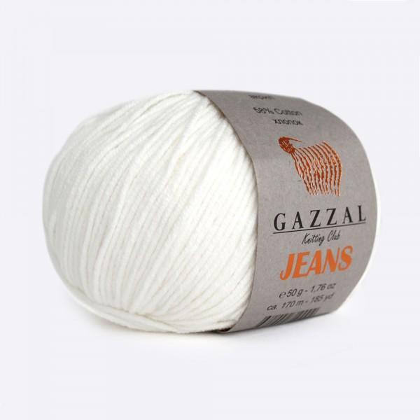JEANS GAZZAL (58% хлопок, 42% акрил, 50 г 170 м) 1119