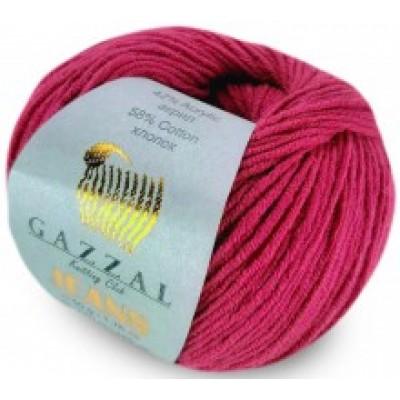JEANS GAZZAL (58% хлопок, 42% акрил, 50 г 170 м