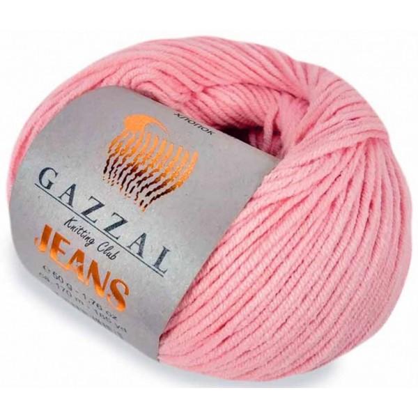 JEANS GAZZAL (58% хлопок, 42% акрил, 50 г 170 м) 1118
