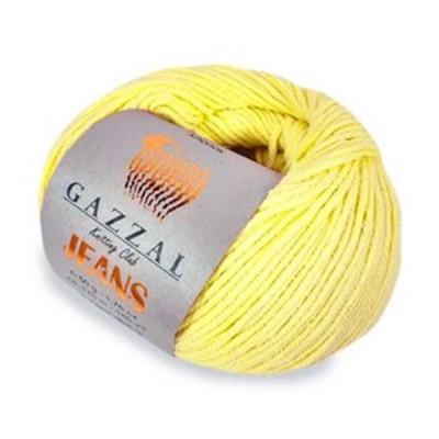 JEANS GAZZAL (58% хлопок, 42% акрил, 50 г 170 м) 1102