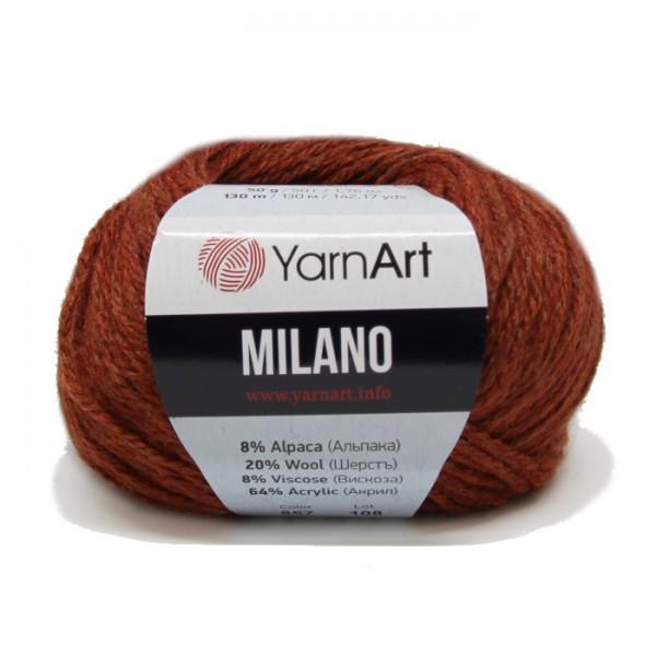 Milano Yarnart (Милано Ярнарт) 857