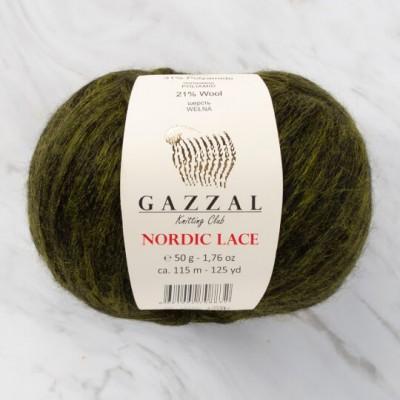 NORDIC LACE GAZZAL (Нордик лейс Газал)  №5010