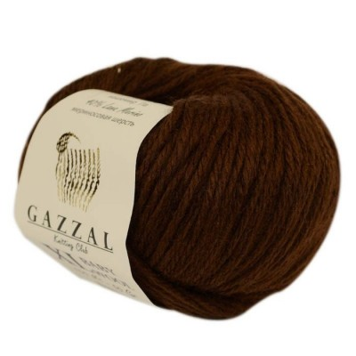 BABY WOOL XL GAZZAL ( Беби вулл Газал) № 807