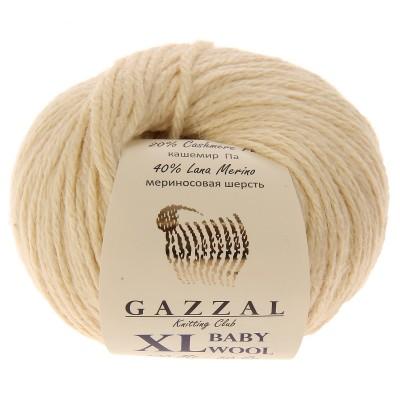 BABY WOOL XL GAZZAL ( Беби вулл Газал) 839