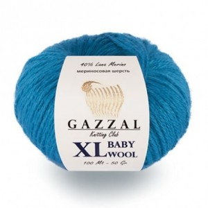 BABY WOOL XL GAZZAL