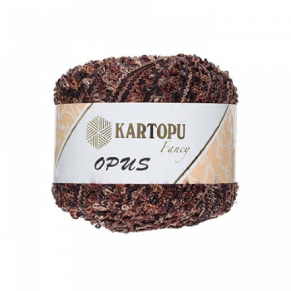 OPUS KARTOPU (95% полиэстер, 5% металлик, 50 г/100 м) 102