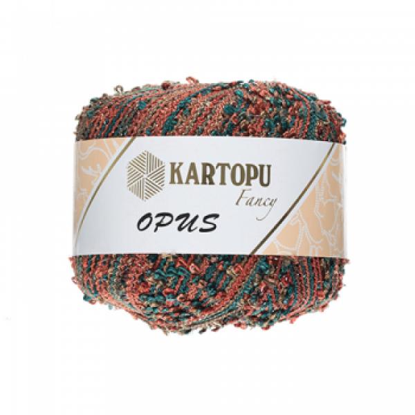 OPUS KARTOPU (95% полиэстер, 5% металлик, 50 г/100 м) 109