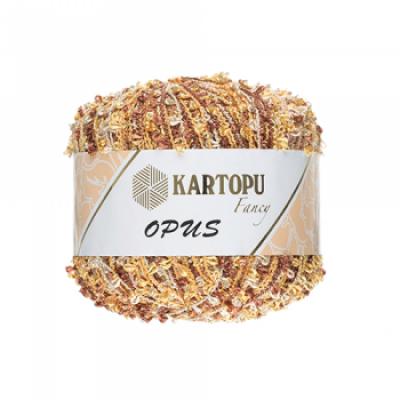 OPUS KARTOPU (95% полиэстер, 5% металлик, 50 г/100 м) 110