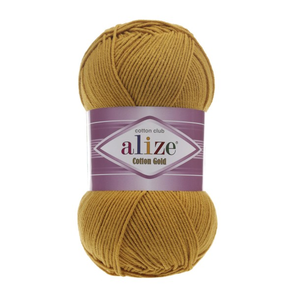 COTTON GOLD ALIZE (Коттон голд) №02