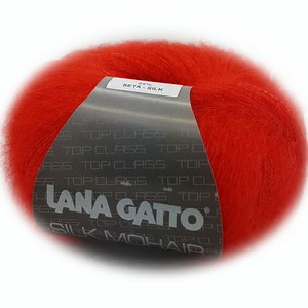 SILK MOHAIR Lana Gatto (Шелк мохер Лана Гатто) 6024