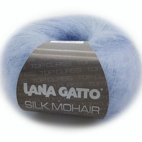 SILK MOHAIR Lana Gatto (Шелк мохер Лана Гатто) 7264