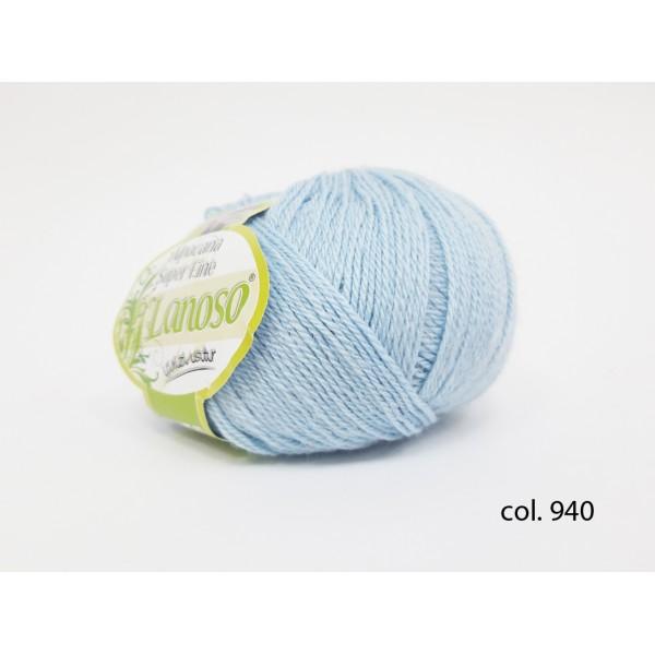 Alpacana Super Fine (Альпакана супер файн Ланосо) 945