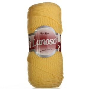 Bonito Lanoso (49% шерсть, 51% акрил, 100 г/300 м)