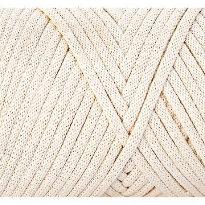 Cotton Filled Cord 3mm Maccaroni (Коттон филд корд Макарони)  13-молочный