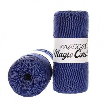 Maccaroni Metallic Twist ( Металлик твист) 9- синий